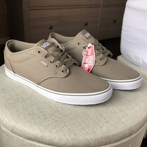 Vans Atwood Canvas Shoe BRAND NEW